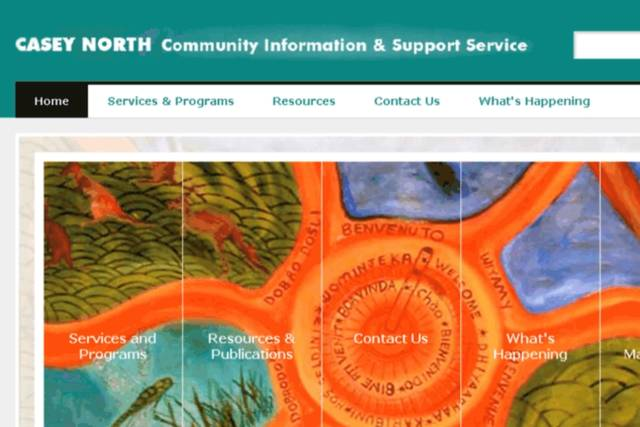 Casey North Community Support and Information Services
