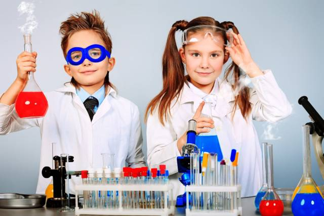 Little Sparks Science Lab
