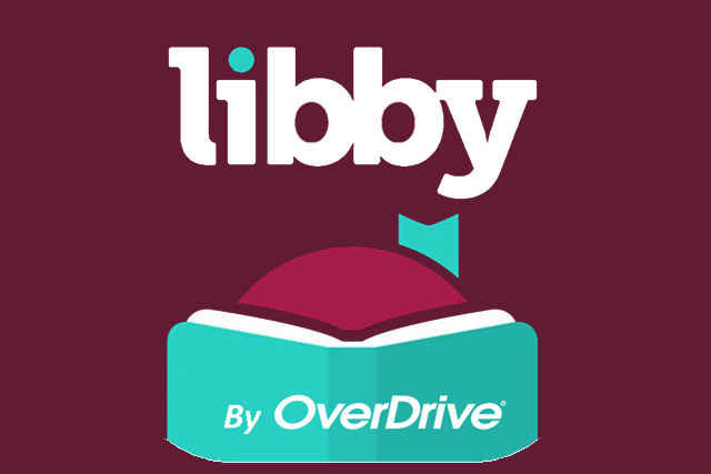 Libby from Overdrive