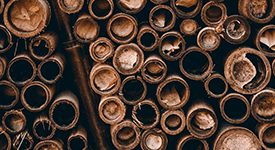 boutique bee and bug hotels